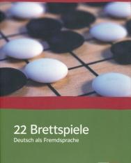 22 Brettspiele