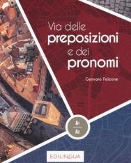 Via delle preposizioni e dei pronomi