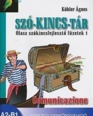 Szó-Kincs-Tár - Olasz szókincsfejlesztő füzetek 1 - Communicazione