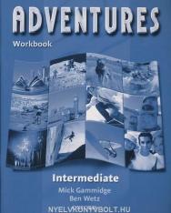 Adventures Intermediate Workbook
