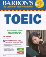 Barron's TOEIC with Mp3 Audio CD - 6th Edition
