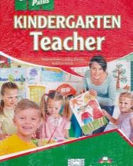 Career Paths - Kindergarten Teacher - Student's Book with Digibooks App