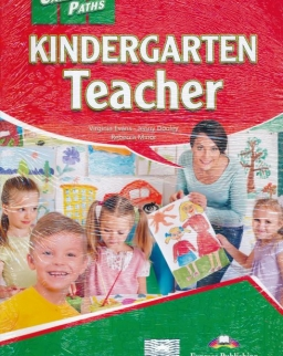 Career Paths - Kindergarten Teacher - Student's Book with Digibooks App