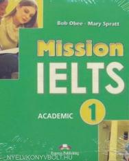 Mission IELTS 1 Academic Class Audio CDs (2)