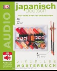 Visuelles Wörterbuch Japanisch - Deutsch Mit Audio-App - Jedes Wort gesprochen