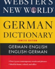 Webster's New World German Dictionary Concise Edition