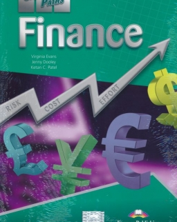 Career Paths - Finance Student's Book with Digibooks App