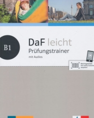 DaF leicht B1 – Prüfungstrainer mit Audios
