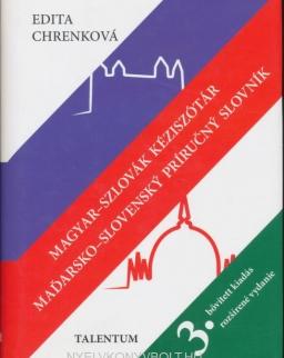 Magyar-szlovák kéziszótár - MADARSKO - SLOVENSKY PRÍRUCNY SLOVNÍK