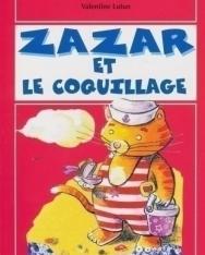 Zazar et le coquillage avec CD Audio - La Spiga Lectures en Herbe Grand Débutant Niveau 0