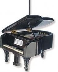 Karácsonyfadísz - zongora