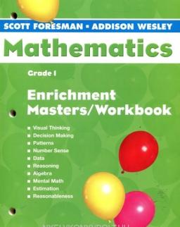 Mathematics Grade 1 Enrichment Mastres/Workbook