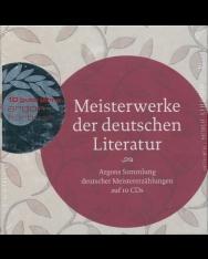 Meisterwerke der deutschen Literatur - Hörbuch
