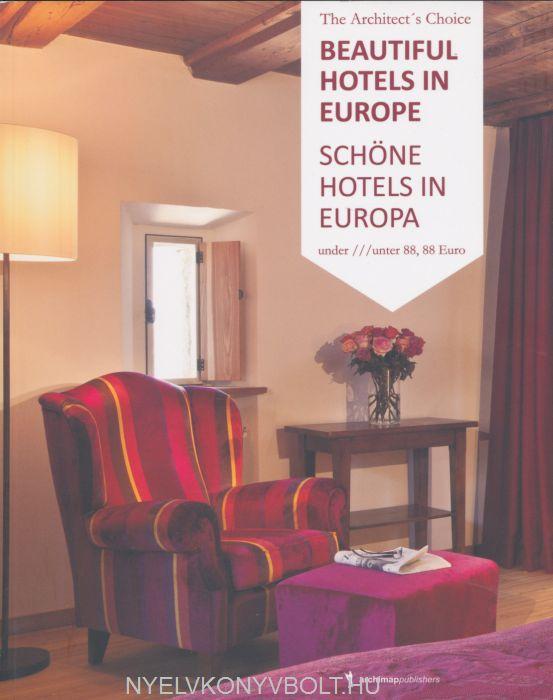 Beautiful Hotels in Europe
