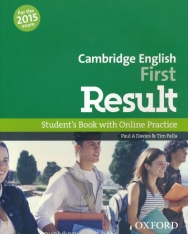 Cambridge English First Result Student's Book with Online Practice - For the 2015 Exam