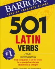 Barron's 501 Latin Verbs