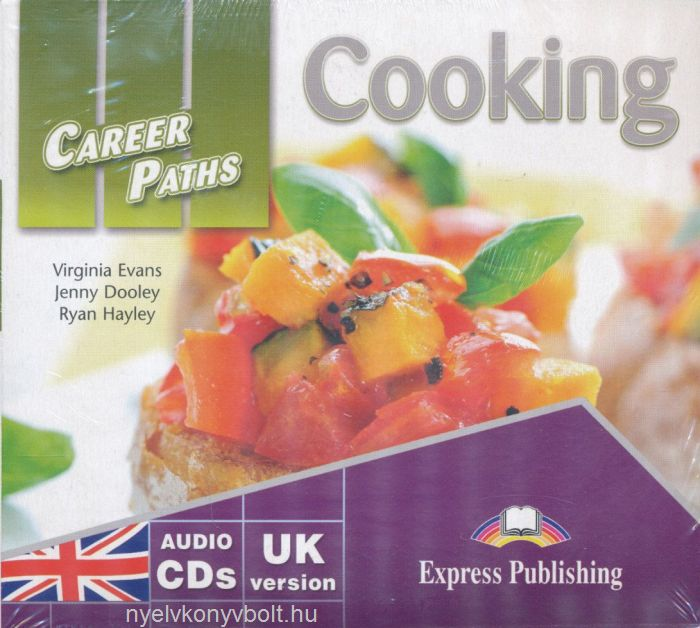 Career Paths Cooking Class CD