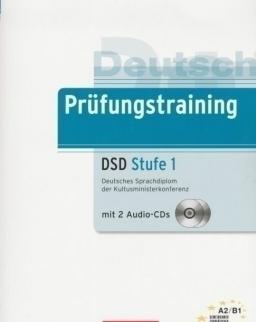 Prüfungstraining DSD Stufe 1 mit 2 Audio-CDs