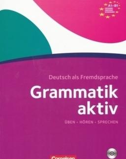Grammatik Aktiv A1-B1 - Üben - Hören - Sprechen Mit Audio Online