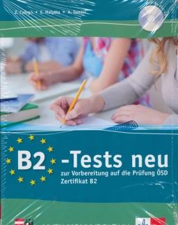B2-Tests - zur Vorbereitung auf die ÖSD-Prüfung Mittelstufe Deutsch 2016
