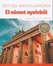 Érettségi mintafeladatsorok német nyelvből - írásbeli emelt szint 2017-től érvényes (MX-1151)