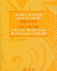 Angol-magyar magyar-angol kisszótár 2., javított kiadás