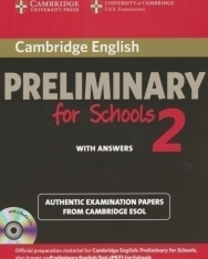 Cambridge English Preliminary (PET) for Schools 2 Student's Book with Audio CDs (2)