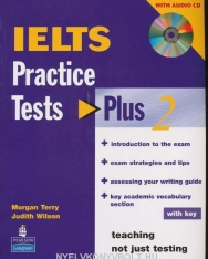 IELTS Practice Tests Plus 2 with Key and Audio CD