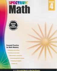 Spectrum Math Grade 4