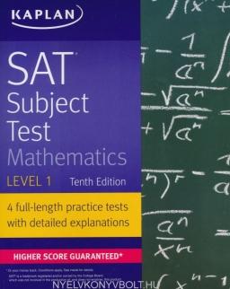Kaplan SAT Subject Test Mathematics Level 1