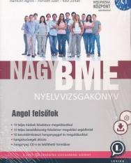 Nagy BME Nyelvvizsgakönyv Angol Felsőfok + Mp3