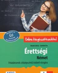 Érettségi Német – Feladatsorok a középszintű írásbeli vizsgára