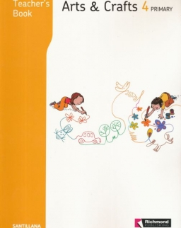 Arts & Crafts 4 Teacher's Book