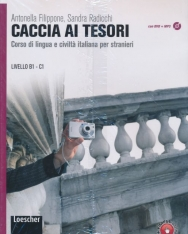 Caccia ai Tesori con DVD e MP3 Audio CD