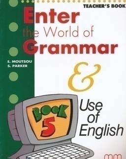 Enter the World of Grammar 5 Teacher's Book
