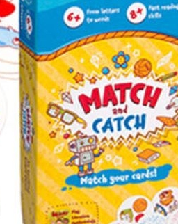 Match and Catch - Kapd el!