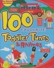 100 Favourite Toddler Tunes & Rhymes DVD