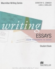 Writing Essays Student Book
