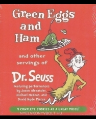 Dr. Seuss: Green Eggs and Ham and Other Servings of Dr. Seuss - 9 Complete Stories Audio Book (2 CDs)