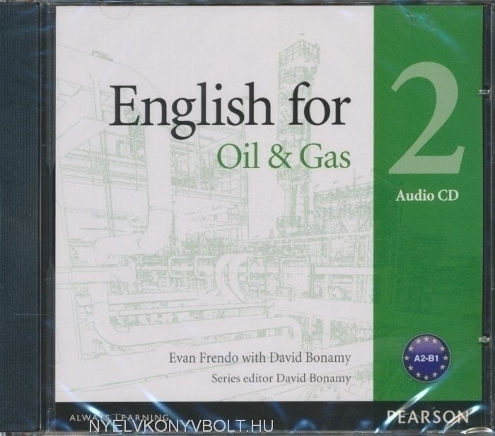 English for Oil & Gas level 2 Audio CD