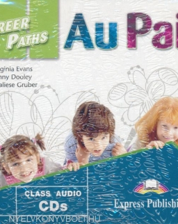 Career Paths - Au Pair Audio CDs (2)