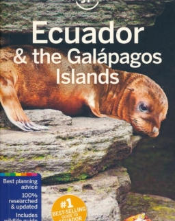 Lonely Planet Ecuador & the Galapagos Islands 11th ed.