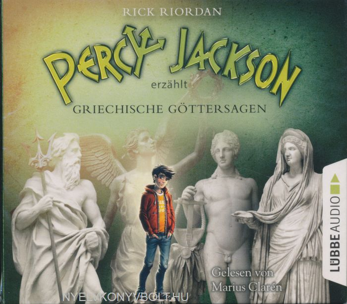 Rick Riordan: Percy Jackson erzählt: Griechische Göttersagen CD