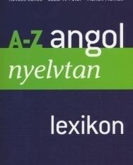 A-Z angol nyelvtan lexikon