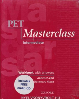 PET Masterclass Intermediate Workbook with Answers and Audio CD