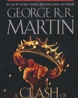 George R. R. Martin: A Clash of Kings - Film-tie-in - A Song of Ice and Fire: Book 2