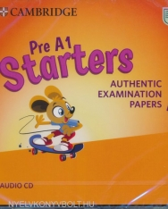 Cambridge English Starters 3 Audio CD for Revised Exam from 2018