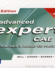 Advanced Expert CAE 2008 Teacher's Audio CDs (4)
