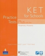 KET for Schools - Practice Test Plus with Key and Multi-ROM