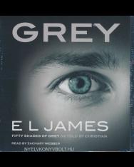 E.L. James: Grey - Audio Book (16 CDs)